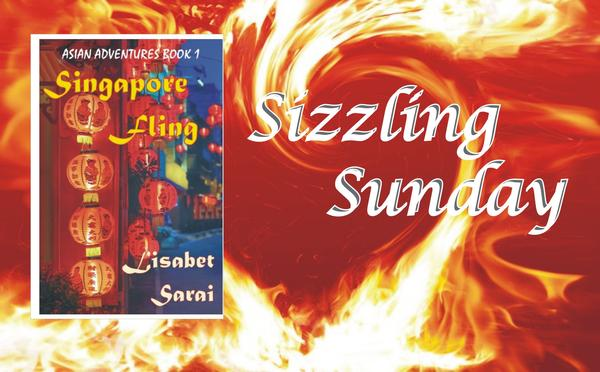 Sizzling Sunday banner