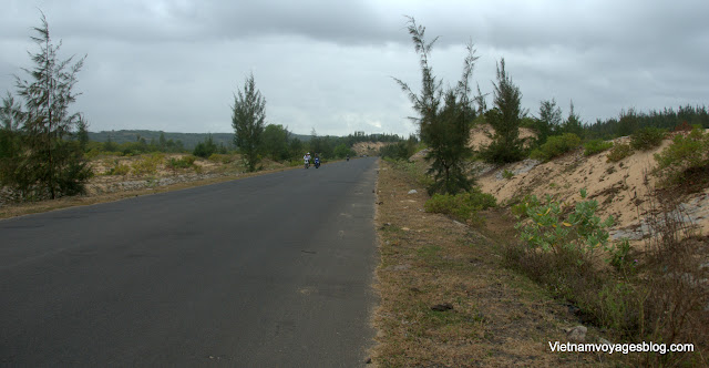 A round from Tuy Hoa to Tuy An - Photo An Bui