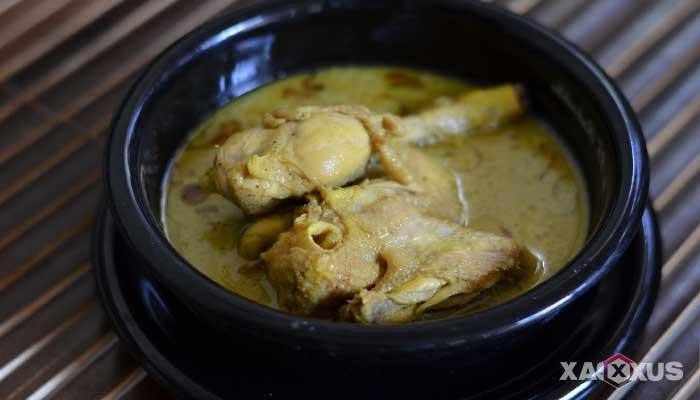 Resep opor ayam Jawa - Cara membuat opor ayam Jawa