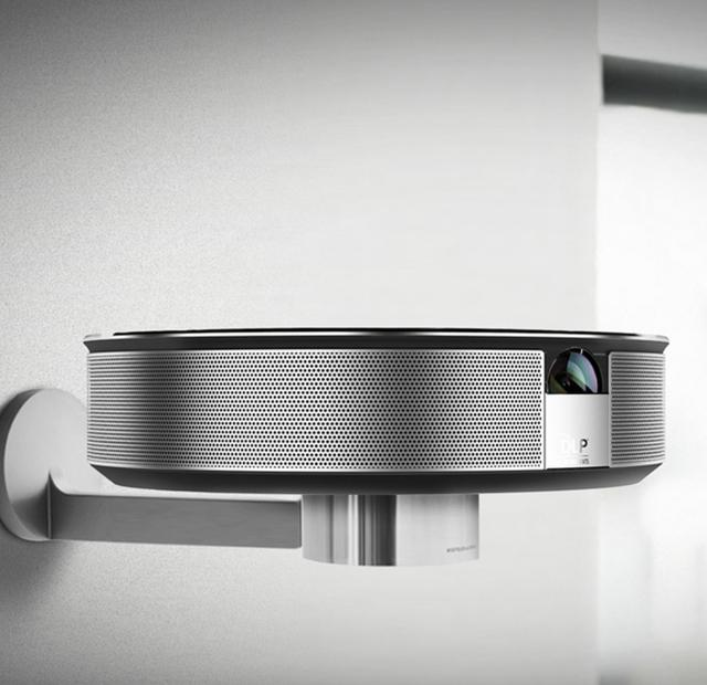 Android Projector Living Room