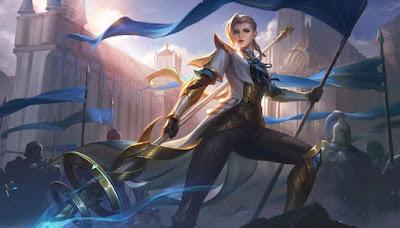 Tutorial lengkap Silvanna Mobile Legends