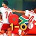 Maroc vs Afrique du Sud