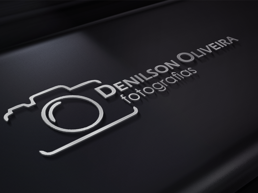 Logotipo Denilson Oliveira Fotografias