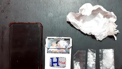 Satres Narkoba Polres Tanjungpinang Berhasil Amankan Pelaku Kasus Tindak Pidana Narkotika
