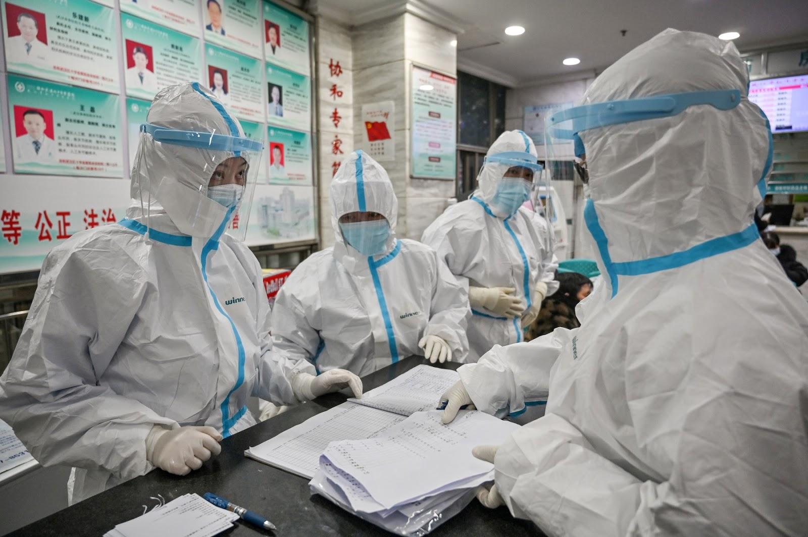 Di Wuhan, Dokter Palestina Ajak Warga Arab Jadi Sukarelawan Perangi Virus Corona