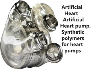 Artificial Heart | Artificial Heart pump, Synthetic polymers for heart pumps |