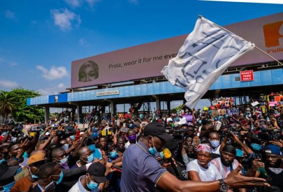 EndSARS Protesters Launch Online Radio, Soro Soke