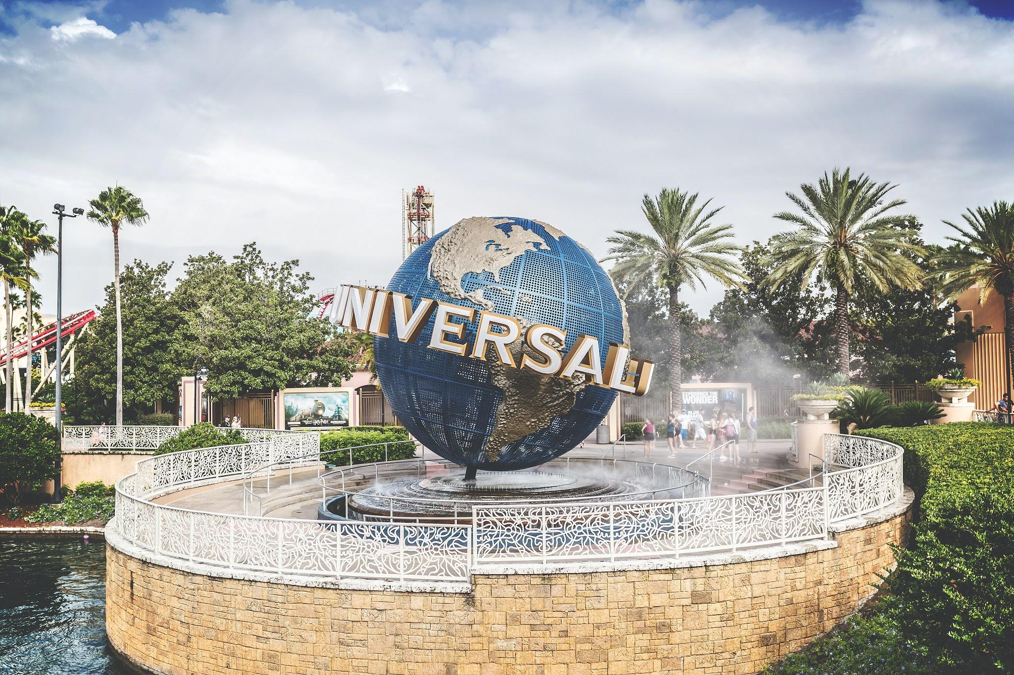 Parques da univeral Orlando