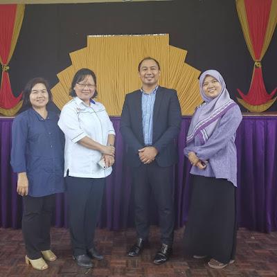 Perkongsian Amalan Terbaik PAK21 di SM Lok Yuk, Sabah