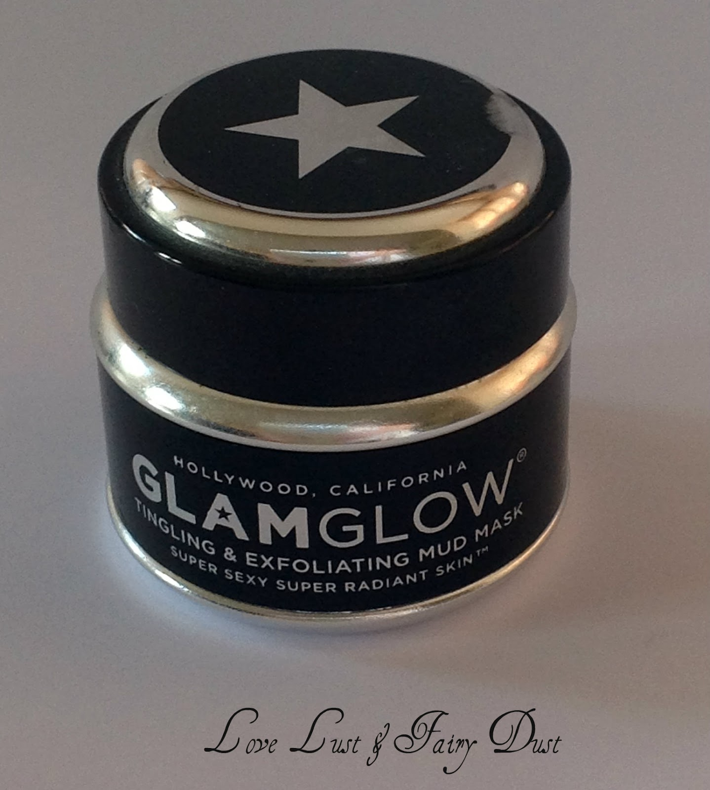 GlamGlow Exfoliating Mud Mask review