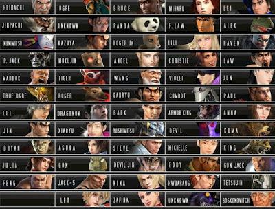 Tekken 5 Dark Resurrection 1 10 Gb Highly Compressed Game For