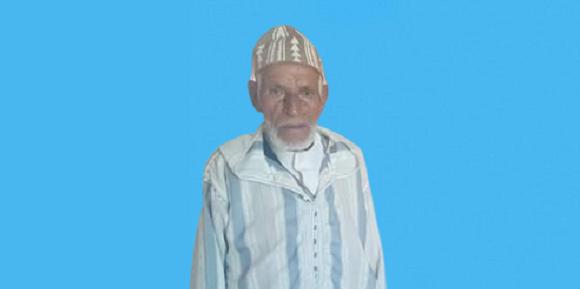 الشاعر الأمازيغي الكبير الحاج عثمان اوبلعيد