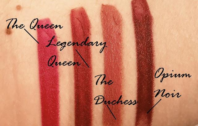 Charlotte Tilbury's K.I.S.S.I.N.G Lipstick in The Duchess