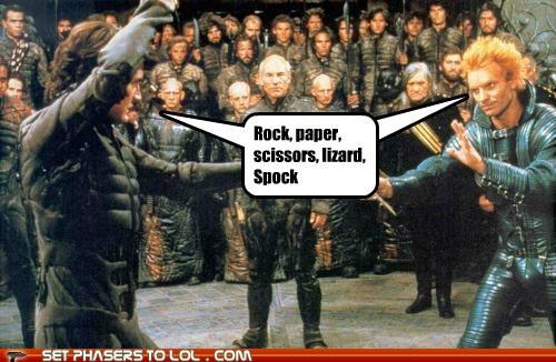Meme de humor sobre Dune