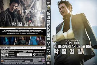 JO PIL-HO: THE DAWNING RAGE – JO PIL-HO: EL DESPERTAR DE LA IRA – 2019 [COVER – DVD]