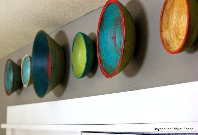 Paint Thrift Store Bowls
