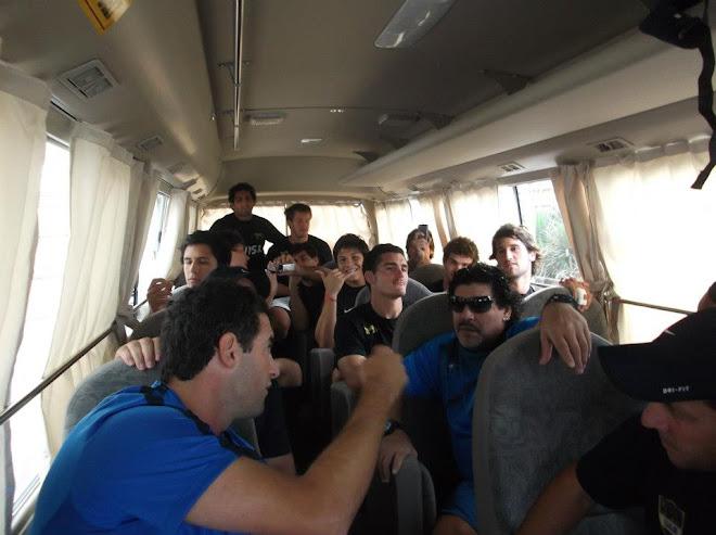 El día que conocí a Maradona #AnécdotasDeRugby