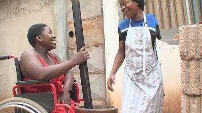 """Cena do filme moçambicano """"De Corpo e Alma"""", de Matthieu Bron, que será exibido segunda-feira - Divulgação"""