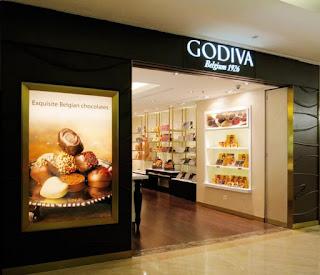 Godiva Plaza Indonesia Tempatnya Cokelat Enak