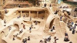 Tại sao lăng mộ Tần Thủy Hoàng là  nơi bất khả xâm phạm
