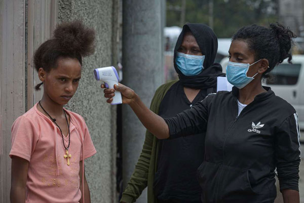 Ethiopians flee Djibouti as coronavirus cases rise