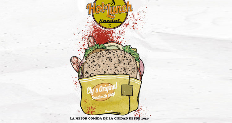 Hot Lunch Special Vol.1, de Eliot Rahal y Jorge Fornes [RESEÑA]