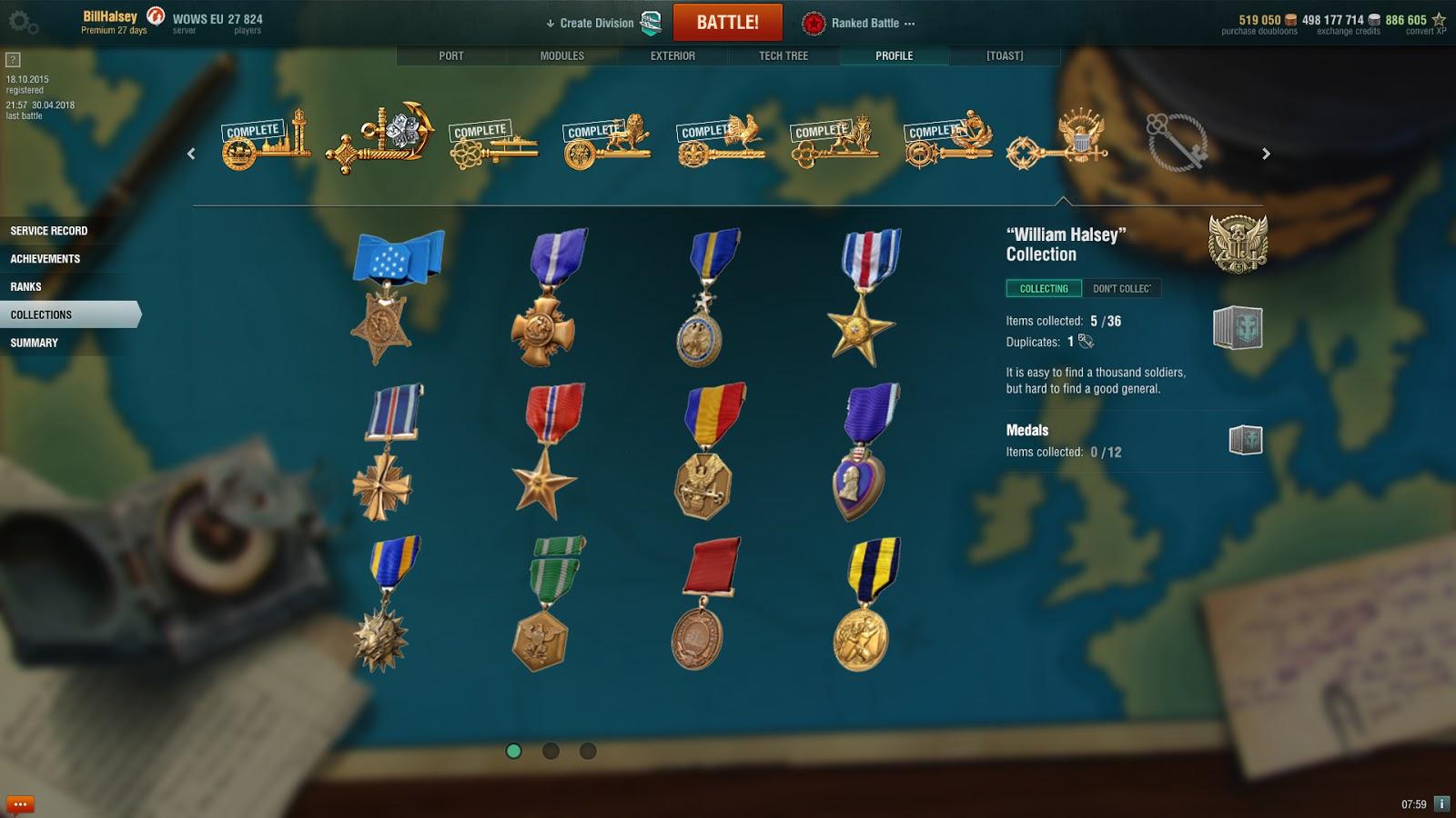 WoWs Gamer Blog - World of Warships
