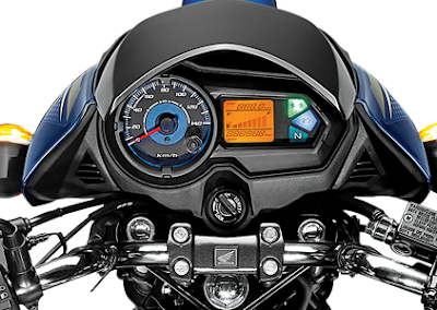 Honda CB Shine SP Speedo Mitor