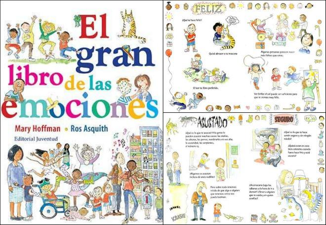 anatarambana literatura infantil: El monstruo de colores se equivoca ...