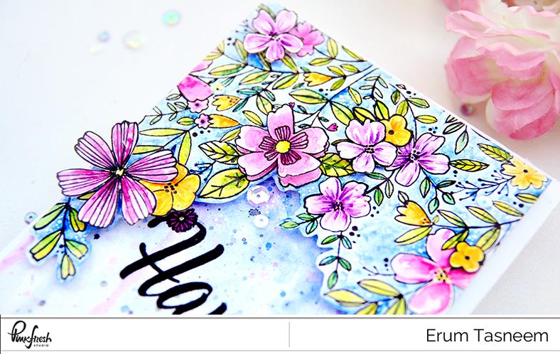 Pinkfresh Fleur1 | Erum Tasneem | @pr0digy0