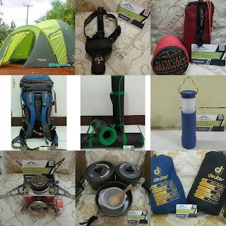 Rental alat outdoor di Bekasi