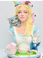 Sculptured Cake