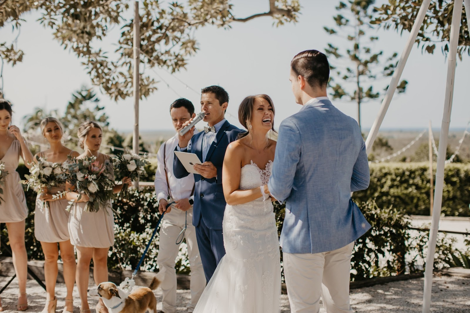 Q+A: ANDREW MICHAEL MARRIAGE CELEBRANT |  BYRON BAY NSW