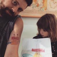 tatueje dibujo de hija