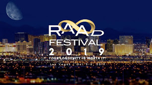THE AMAZING RAAD FEST LAS VEGAS 2020: WHEREIN LIFE IS SAVED/PRESERVED/REJUVENATED: