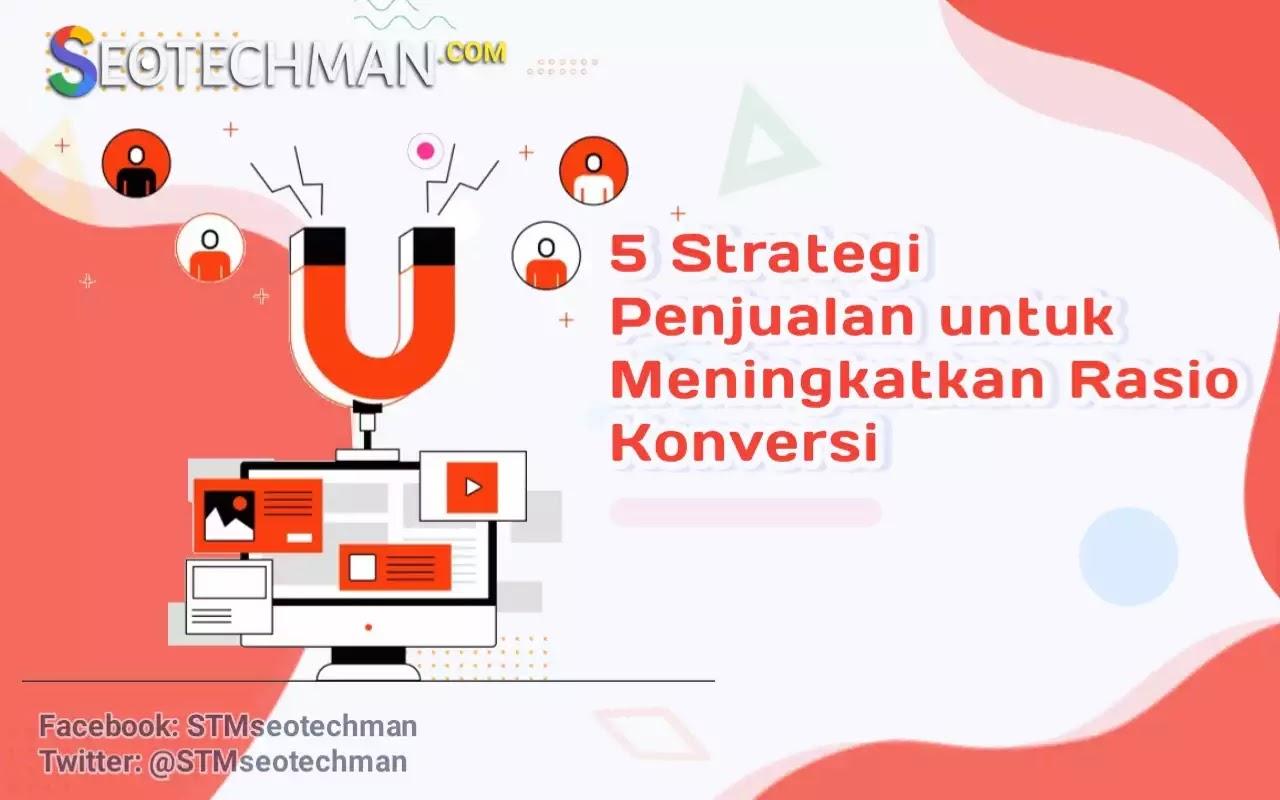 5 Strategi Penjualan