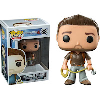 Funko Pop! Uncharted Brown T-Shirt