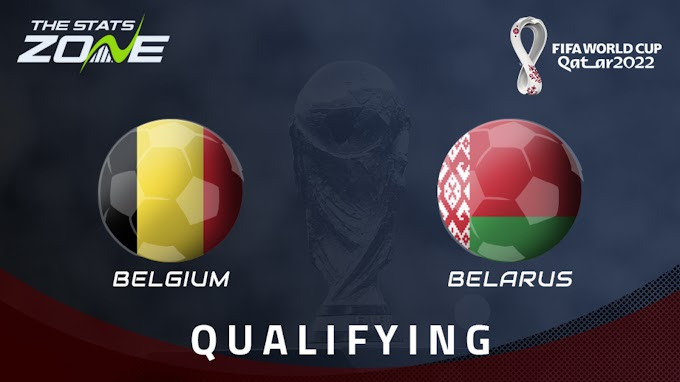مشاهدة مباراة بلجيكا و روسيا البيضاء بث مباشر