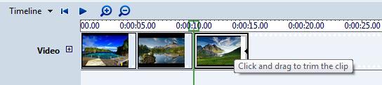 Mengatur Durasi Lama Gambar Tampil di Video
