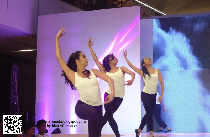 UNIQLO Philippines fashion show at SM