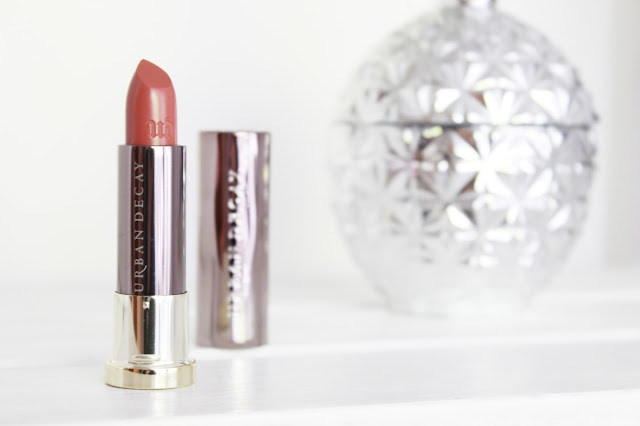 Urban Decay Ex-Girlfriend Vice Lipstick | Review & Swatches
