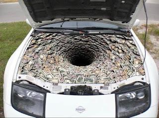 money pit car