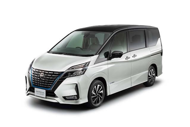Nissan electric cars e-Power