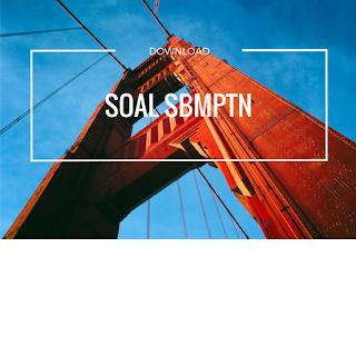 Download Soal SBMPTN SAINTEK dan SOSHUM