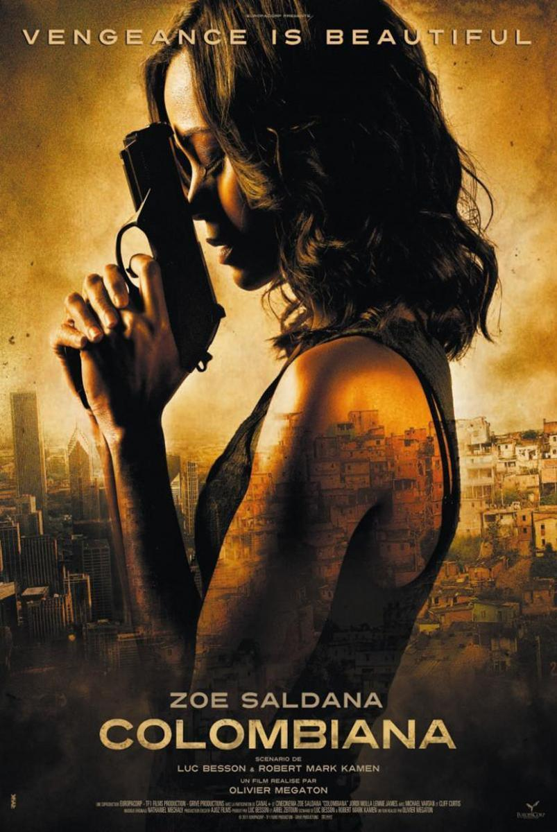 Colombiana 2011 Unrated Dual BRRip 720 Zippy