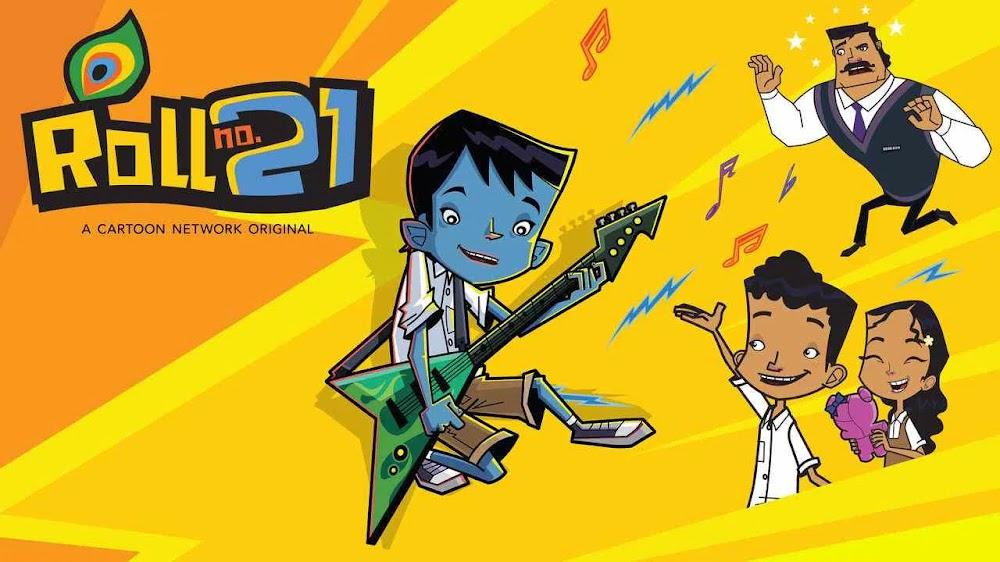Roll No 21 Season 1 Hindi Episodes Download 1080p AMZN WEB-DL