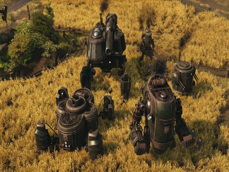 Iron Harvest Deluxe Edition Highly Compressed Free Download