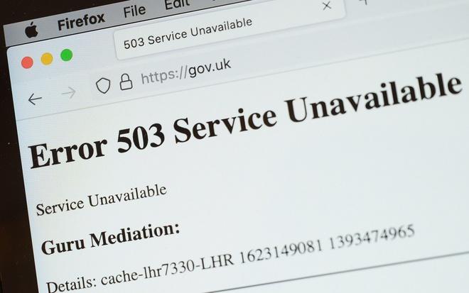 Internet gặp sự cố kép khiến tốc độ truy cập ở VN bị ảnh hưởng