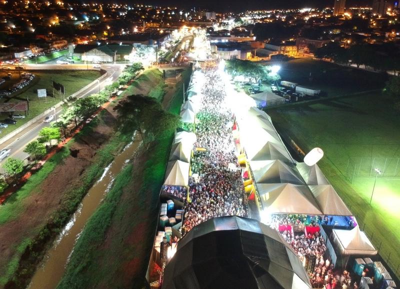 CarnaOlímpia 2020 divulga novidades e prepara segurança reforçada