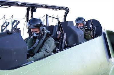 Hungary L39NG evaluation flights